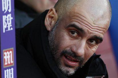 Guardiola saca los trapos sucios del Real Madrid en el Manchester City