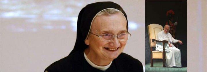 """Isabel Guerra: """"El Papa es una figura excepcional para el momento actual, y lo que la Iglesia necesita"""""""