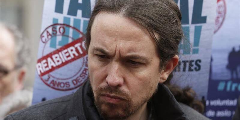 La 'máquina de fango' produce mierda a toneladas en las entrañas de Podemos