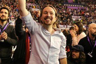 Pablo Iglesias asalta Vistalegre: aplastante victoria ante su enemigo íntimo Íñigo Errejón