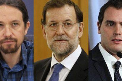 PP y Ciudadanos rozan la mayoría absoluta y Podemos se lleva otro 'tortasso'