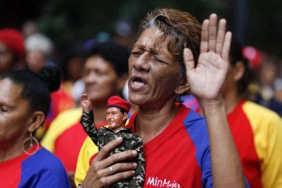 """La caza de brujas del chavismo contra católicos y sacerdotes: """"¡Fascistas!"""", """"¡Satanás con sotana!"""""""
