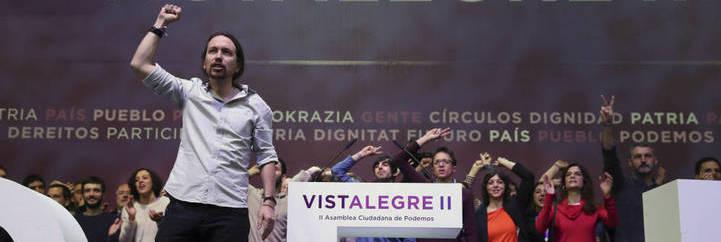Vistalegre 2: Clase magistral de cinismo de los jetas de Podemos