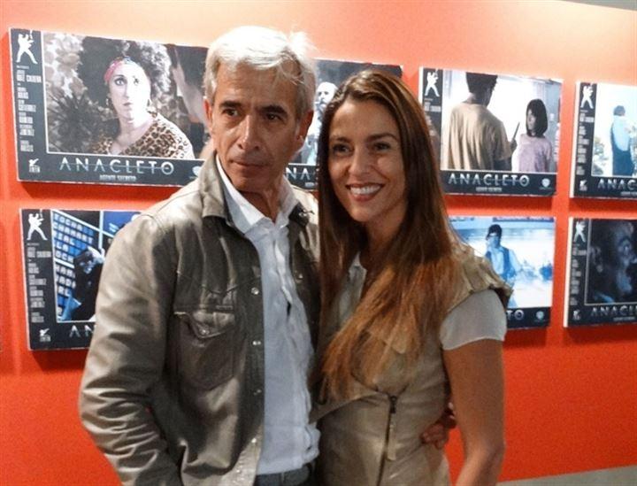 Imanol Arias ha roto con Irene Meritxell