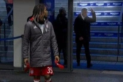 Ancelotti dona 5.000 € a la DFB en penitencia por hacer una peineta a la grada del Hertha Berlin