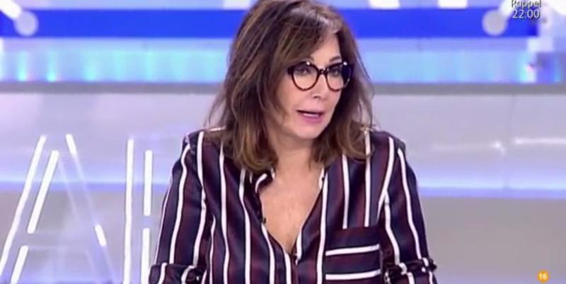 """Ana Rosa se disculpa tras la pillada del """"me parece bien que le hayan partido la cara"""""""