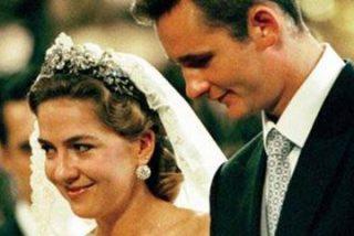 Soberano apaleamiento a la Infanta por casarse con un pícaro