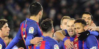 Iniesta y Busquets en la lista contra el Atlético en la Copa del Rey