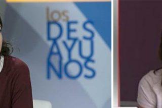 Por la boca muere la primera dama podemita: cuando decía que la guerra en Podemos era cosa de la prensa