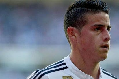 James Rodríguez rechaza la última oferta millonaria para salir del Real Madrid