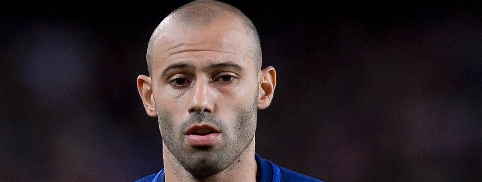 ¡Jaque a Mascherano! Umtiti acaba con el futuro del ?jefecito? en el Barça