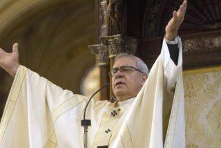 """Monseñor Martínez, arzobispo de Granada: """"Hay una patología detrás de la ideología de género"""""""