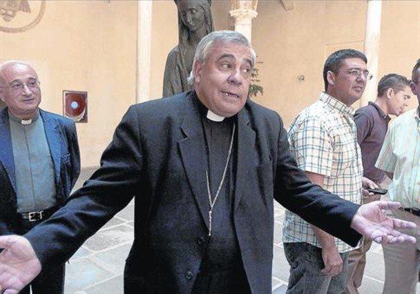 La Fiscalía de Granada registra una denuncia contra Javier Martínez