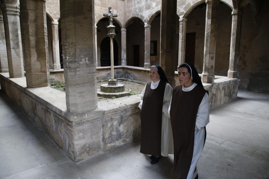 Pelotazo urbanístico del Obispado de Mallorca a costa de las monjas Jerónimas