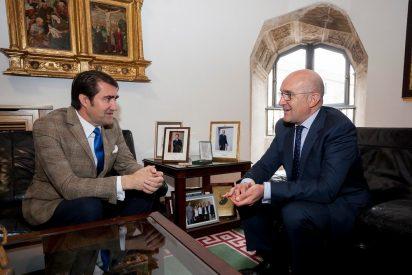 Junta y Diputación de Valladolid colaboran para elaborar las normas urbanísticas provinciales