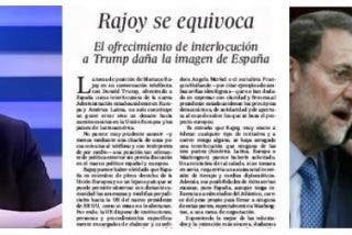 """Antonio Jiménez masacra a El País: """"¿Cómo se puede editorializar una charla de 15 minutos?"""""""