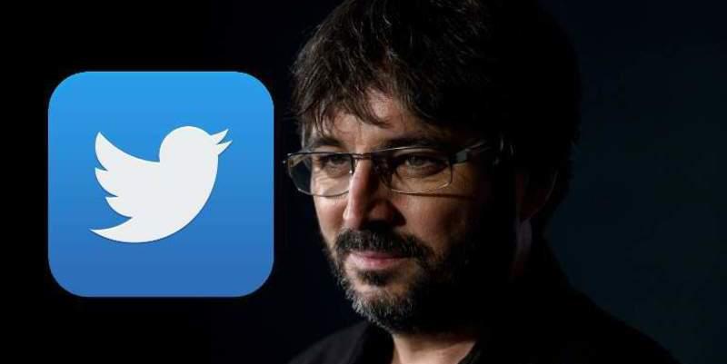 Jordi Évole anuncia bombo y platillo que se quita de Twitter... ¡15 días!