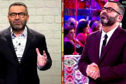 Jorge Javier Vázquez le toma el pelo a la audiencia con su propio ego
