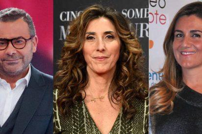 Máxima tensión en 'Sálvame': Jorge Javier Vázquez, Carlota Corredera y Paz Padilla se ven cara a cara