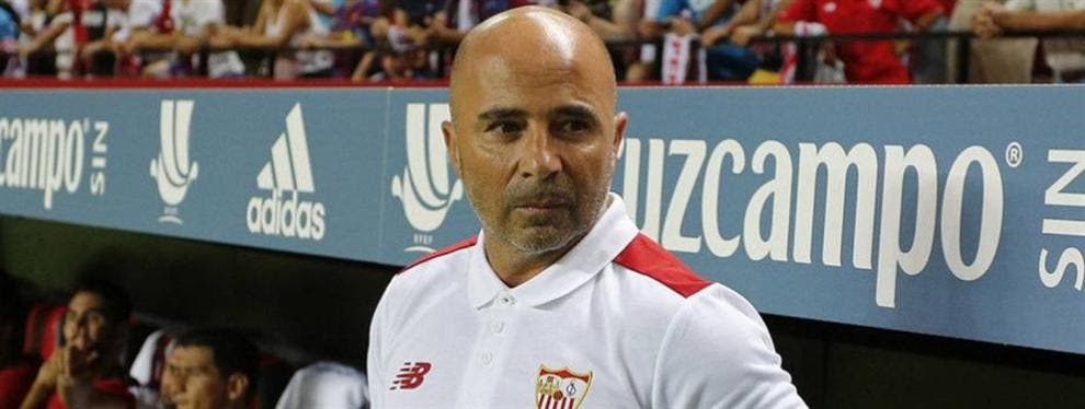 Jorge Sampaoli mete a un crack chileno en el Barça