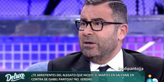 Otro petardo mojado del 'Deluxe': J.J. Vázquez rebaja el tono con Pantoja