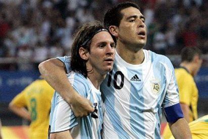 Juan Román Riquelme ya sabe qué hará Leo Messi con su futuro