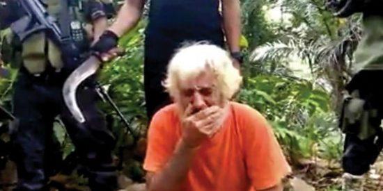 El anciano marino alemán decapitado con una hoz por los socios filipinos del ISIS