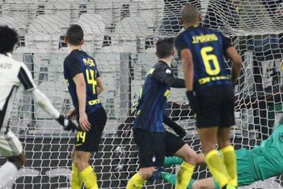 Juventus vuelve a distanciarse en la Serie A