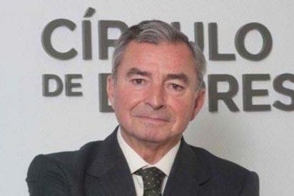 """Javier Vega de Seoane: El Círculo de Empresarios propone """"equilibrar"""" las cotizaciones que pagan trabajadores y empresas"""