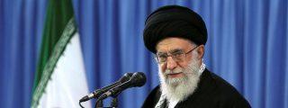 """El líder supremo de Irán quiere liberar Palestina del """"tumor"""" que representa Israel"""