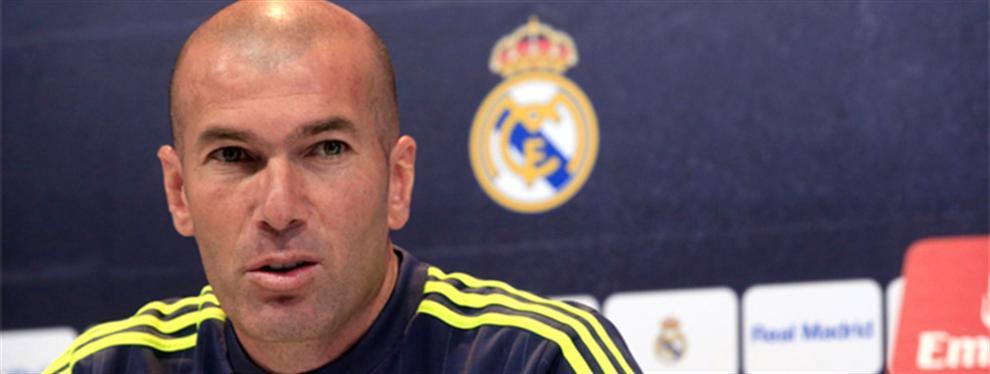La advertencia de Zidane al vestuario ('bombas' para Cristiano e Isco)