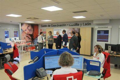 Junta y Cruz Roja hace posible la atención a más de 18.000 personas en la Comunidad