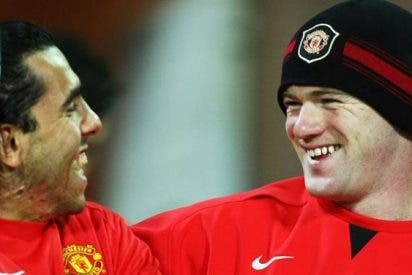 La durísima advertencia de Carlos Tévez a Wayne Rooney desde China