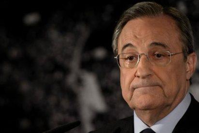 La frase con la que Florentino Pérez dejó a un crack del Madrid en la grada