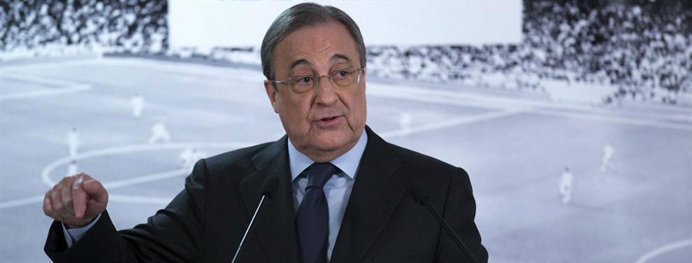 La frase con la que Florentino Pérez pone al Barça en su sitio