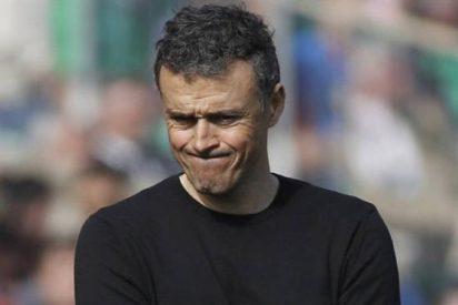 La idea que seduce a Luis Enrique y que podría dejar tirado al Barça