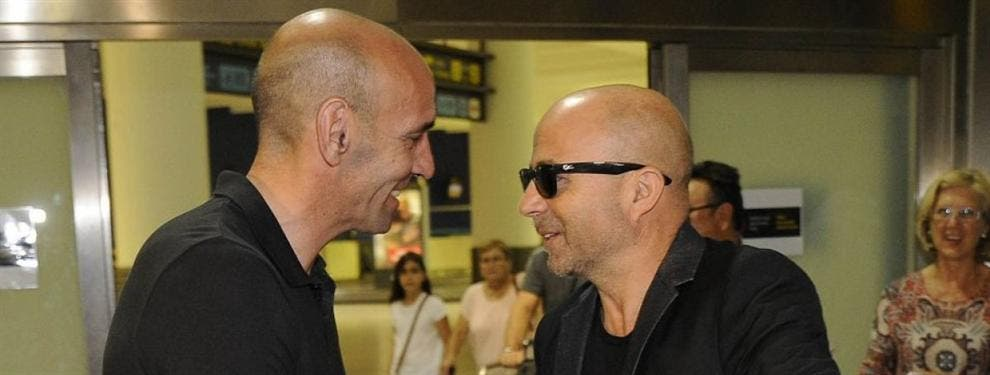 La jugada maestra de Monchi con Sampaoli que pone patas arriba al Barça