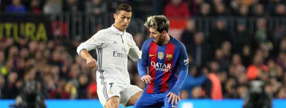 La nueva derrota de Cristiano ante Messi que le da bronca al portugués