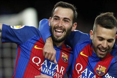 La nueva opción low cost para sustituir a Aleix Vidal en el Barça