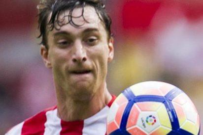 La pesadilla de Amorebieta en la Liga española (su entrenador le da un 'toque')