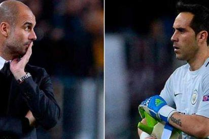 La sentencia de Guardiola a Claudio Bravo causa el pánico en la Liga