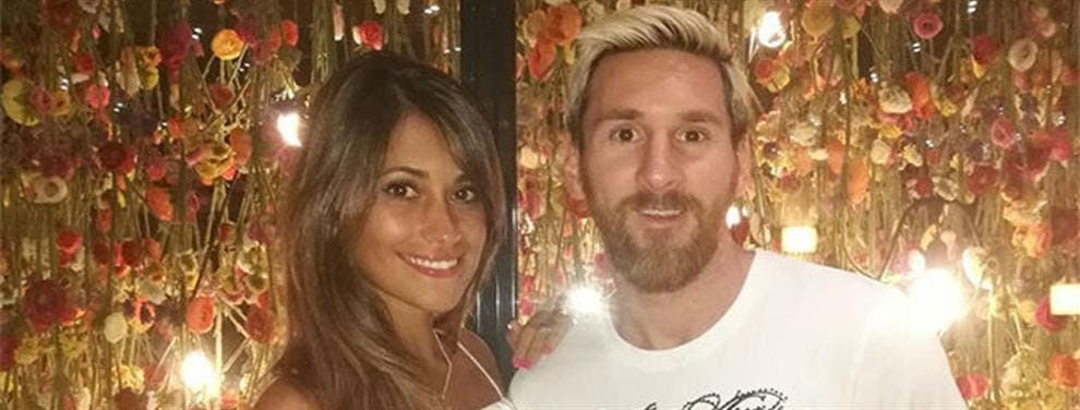 La sorpresa bomba de Antonella para su boda con Messi (¡No te la imaginas!)