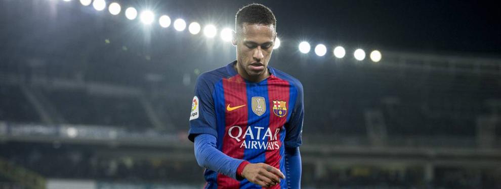 La última escapada de Neymar deja una foto con polémica en el Barça