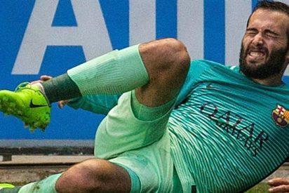 La única opción que maneja el Barça para fichar por la lesión de Aleix