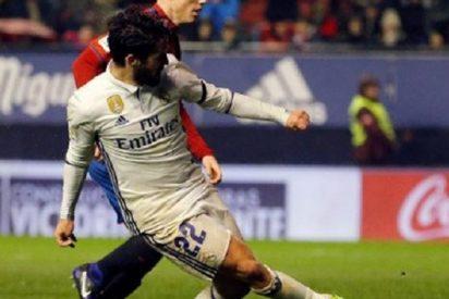 Las cinco claves de la victoria del Real Madrid ante Osasuna