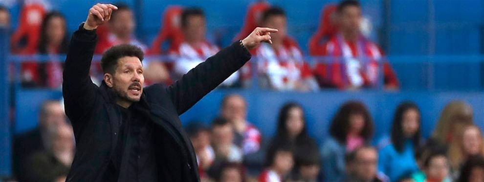 Las llamadas (con respuesta) de dos grandes para sacar a Simeone del Atlético