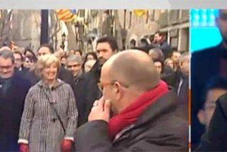 """A Leguina se le revuelve el estómago con el espectáculo sedicioso catalán: """"Esto es la mafia siciliana, ¡son unos ladrones!"""""""