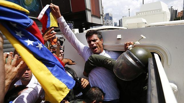 Mazazo chavista a la petición de Trump: cierra el caso de Leopoldo López y ratifica su condena
