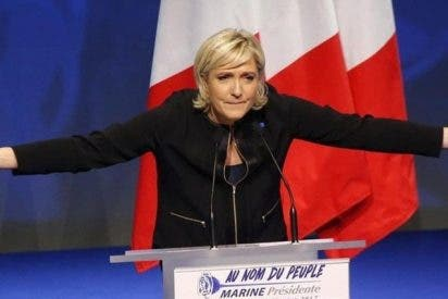Marine Le Pen lidera todas las encuestas a dos meses de las elecciones presidenciales en Francia