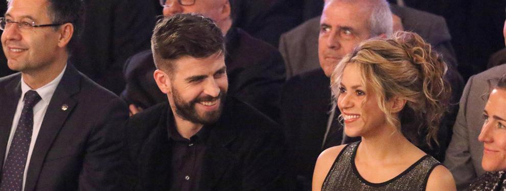 Lo que no te han contado de la fiesta privada de Gerard Piqué y Shakira